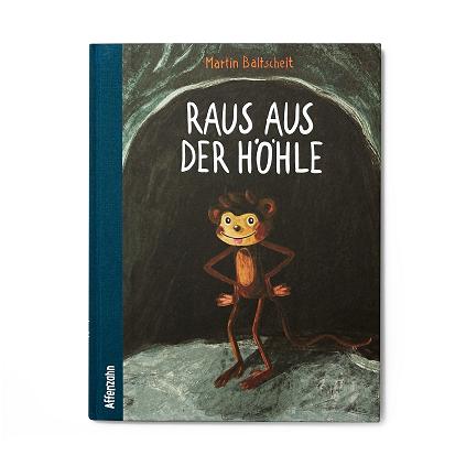 """Bilderbuch """"Raus aus der Höhle"""""""