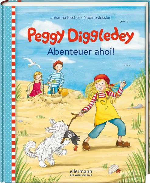 "Vorlesebuch Peggy Diggledey ""Abenteuer ahoi!"""
