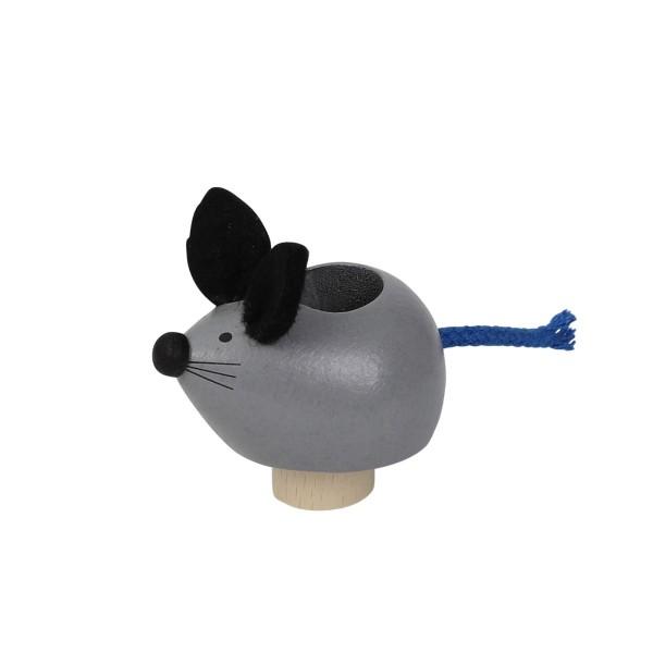 Geburtstgaskranz Kerzenhalter Maus