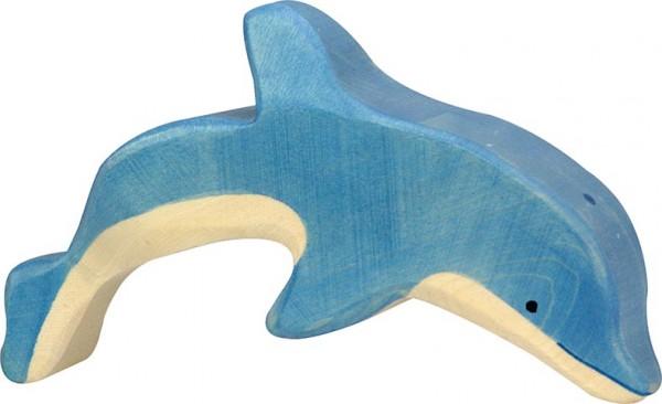 HOLZTIGER Delfin, springend