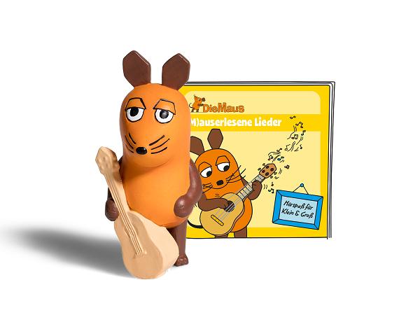 """Tonie """"Die Maus - (M)auserlesene Lieder 1"""""""