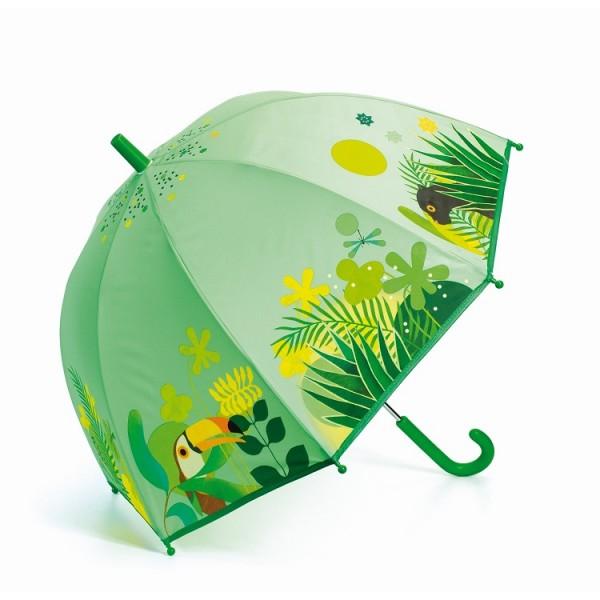 Regenschirm Tropischer Dschungel