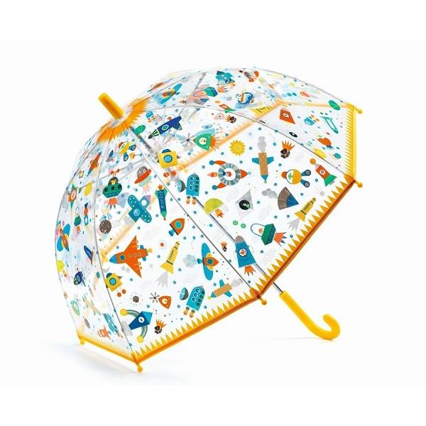 Regenschirm Weltall