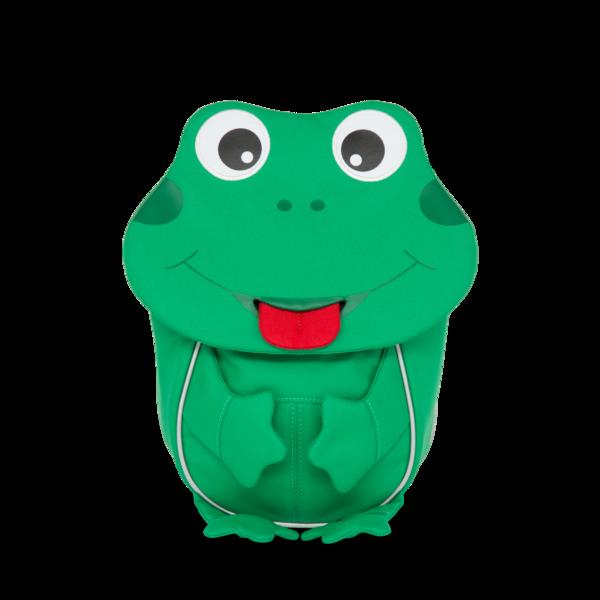 Kleiner Freund Kinderrucksack Finn Frosch