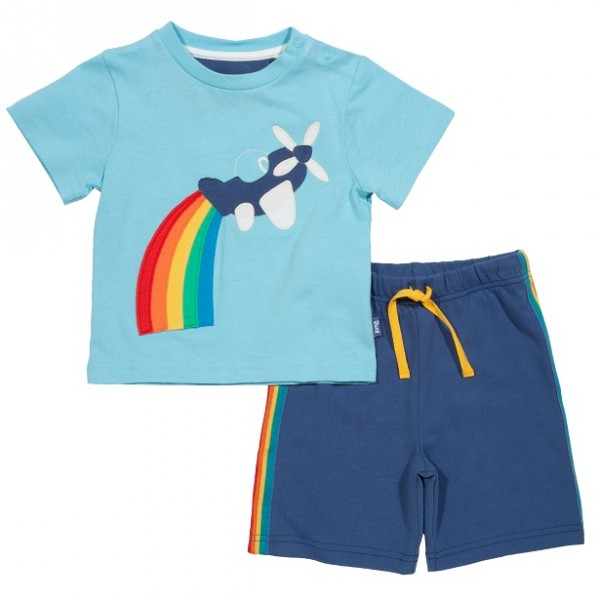 T-Shirt + Shorts - Set