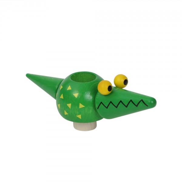 Geburtstagskranz Kerzenhalter Krokodil