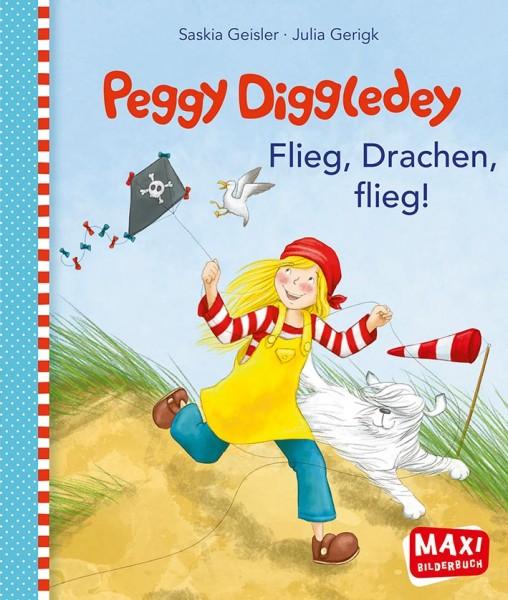 "Maxibuch Peggy Diggledey ""Flieg, Drachen, flieg!"""