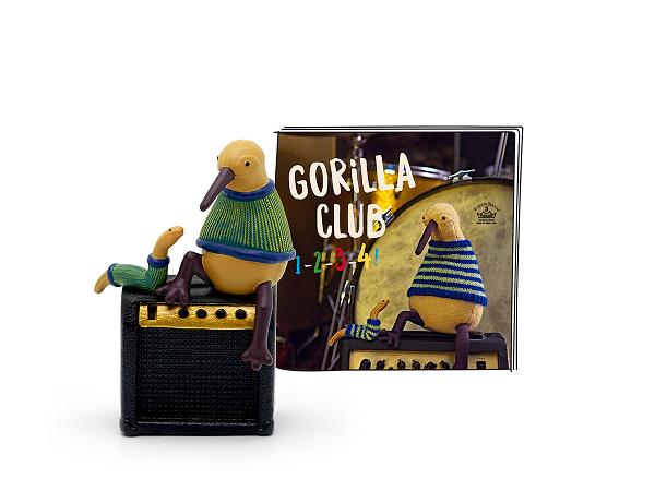 "Tonie ""Gorilla Club 1-2-3-4!"""