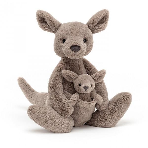 Kara Kangaroo - Kuscheltier Känguru