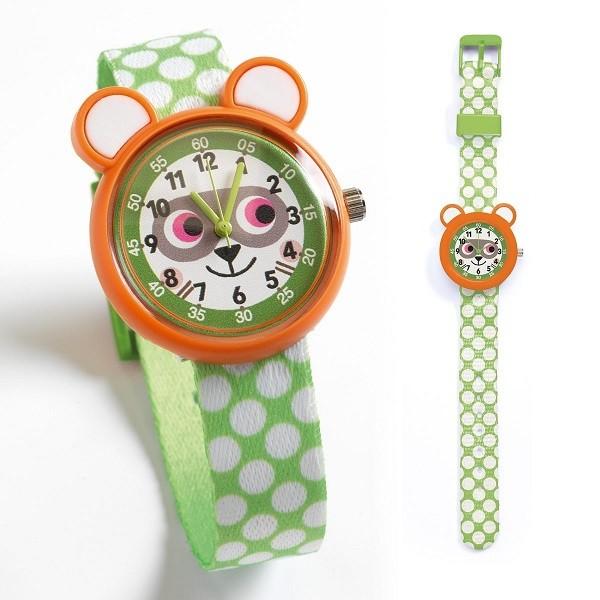 Armbanduhr Waschbär