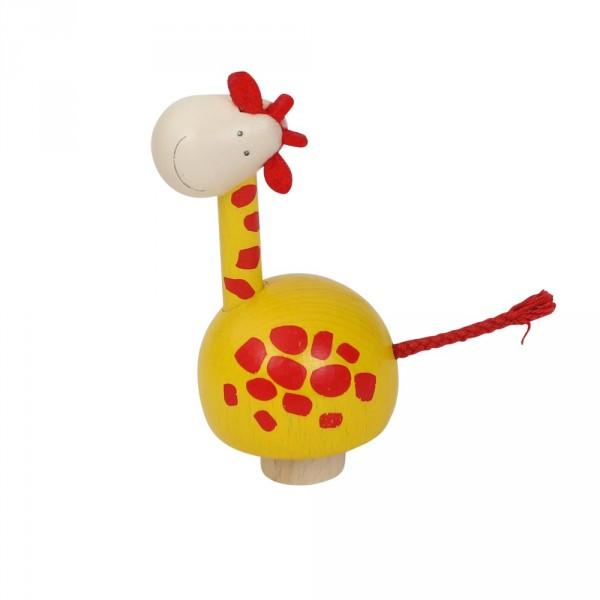 Geburtstagskranz Steckfigur Giraffe