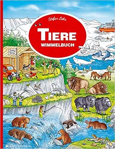 Wimmelbuch - Tiere