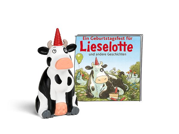 """Tonie """"Lieselotte - Ein Geburtstagsfest für Lieselotte und andere Geschichten"""""""