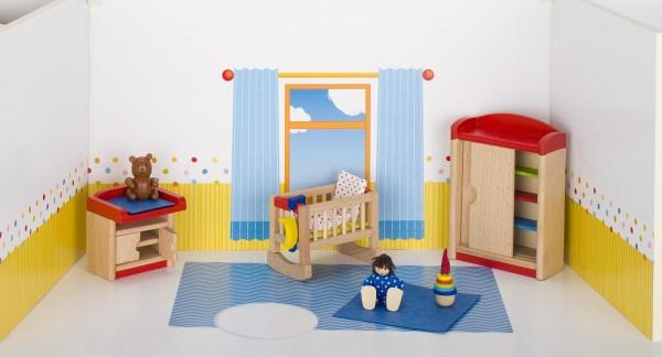 Puppenmöbel Baby-/Kinderzimmer