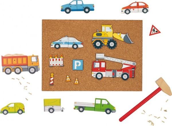 Hammerspiel Fahrzeuge