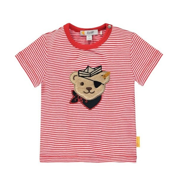 T-Shirt mit süßem Piraten-Motiv