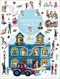 Wimmelbuch - Weihnachten