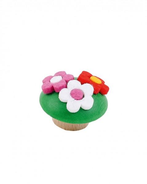 Geburtstagskranz Stecker Blumenbeet
