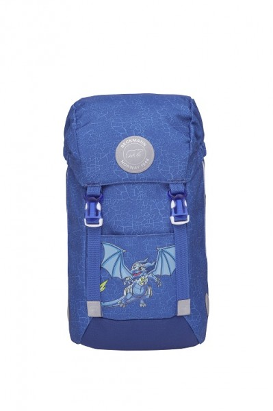 Kinderrucksack 12 Liter, Dragon