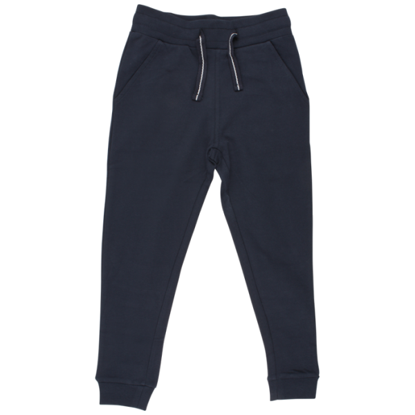 Sweat-Hose / Jogginghose, navy