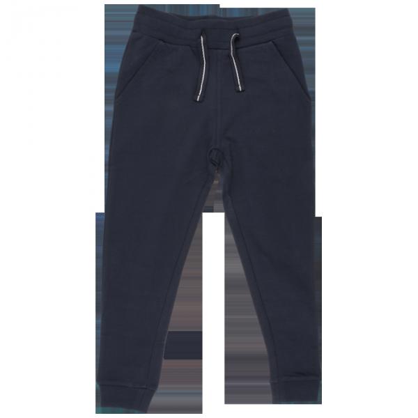 Sweat-Hose / Jogginghose, navy