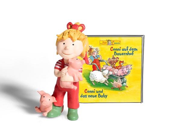 """Tonie """"Conni auf dem Bauernhof / Conni und das neue Baby"""""""