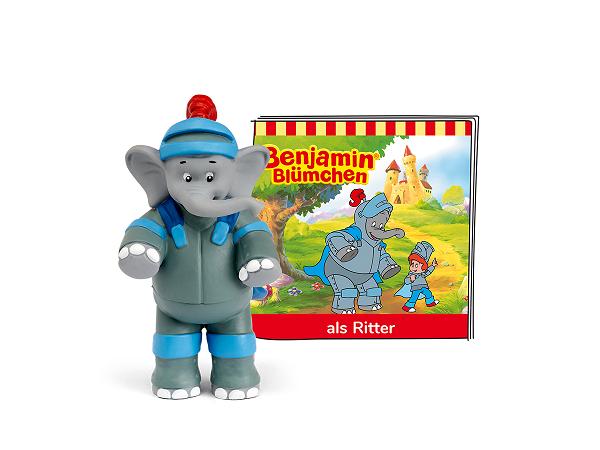 "Tonie ""Benjamin Blümchen als Ritter"""