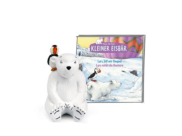 """Tonie """"Kleiner Eisbär - Lars, hilf mir fliegen/Rentiere"""""""