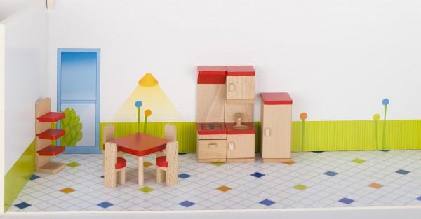 Puppenmöbel Küche, goki basic