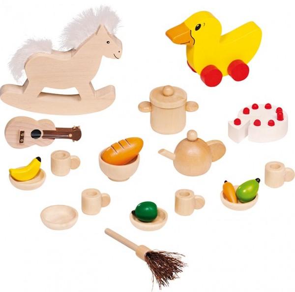Puppenhauszubehör - Accessoires