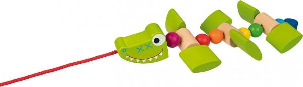 Ziehtier Krokodil