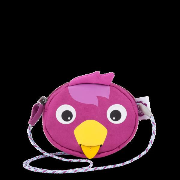 Geldbeutel / Brustbeutel Vogel
