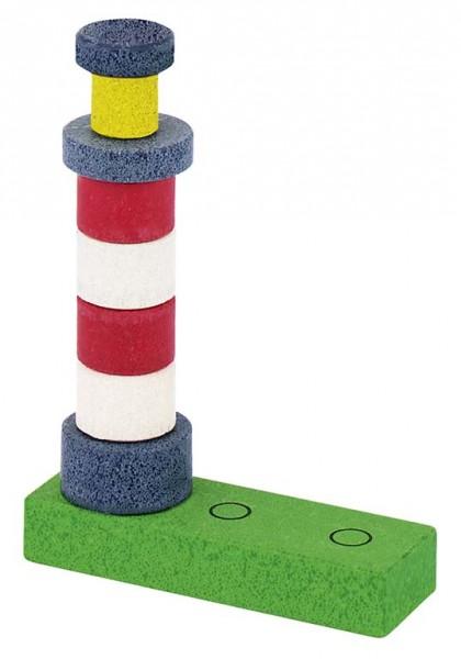 Geduldsspiel Leuchtturm