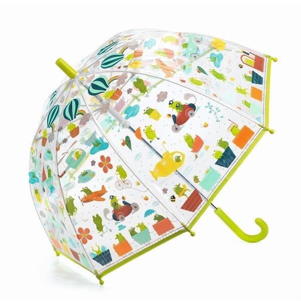 Regenschirm Fröschlein