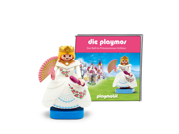 """Tonie """"Die Playmos - Der Ball im Prinzessinnen-Schloss"""""""