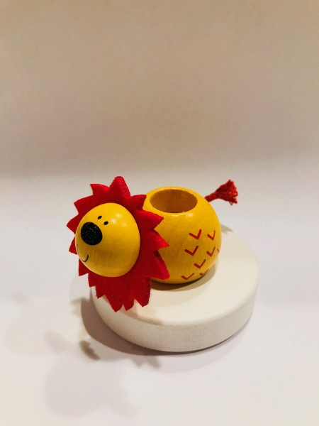 Geburtstagskranz Kerzenhalter Löwe