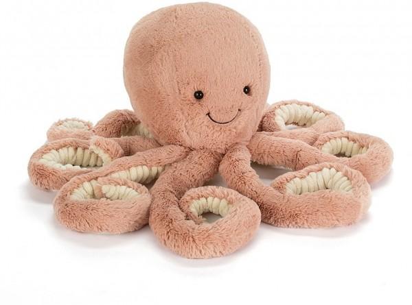 Odell Octopus little - Kuscheltier Oktopus