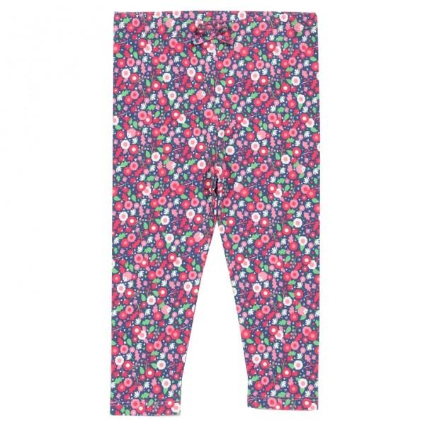 Leggings mit Blumen-/ Igel-Print