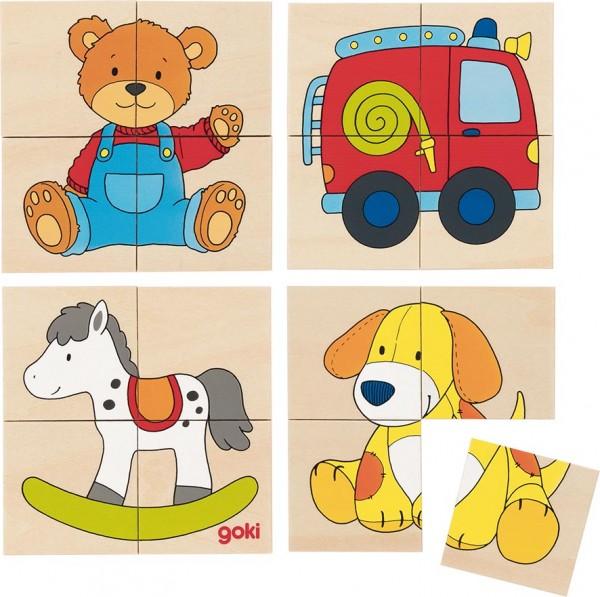 Karemo- und Memospiel Spielzeuge