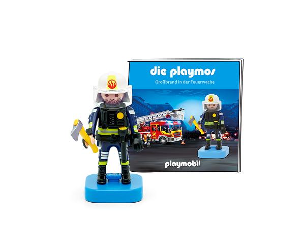 """Tonie """"Die Playmos - Großbrand in der Feuerwache"""""""