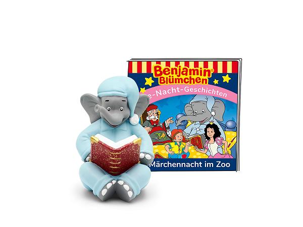 """Tonie """"Benjamin Blümchen - Die Märchennacht im Zoo"""""""