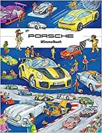 Wimmelbuch - Porsche