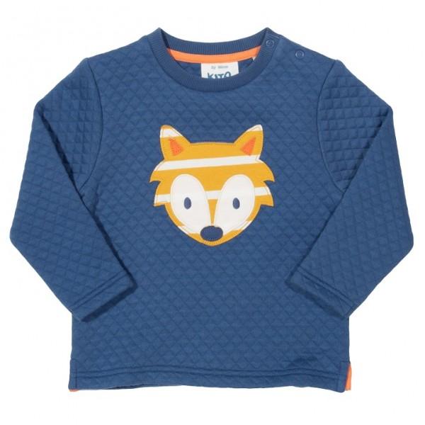 Sweatshirt mit Fuchs-Applikation