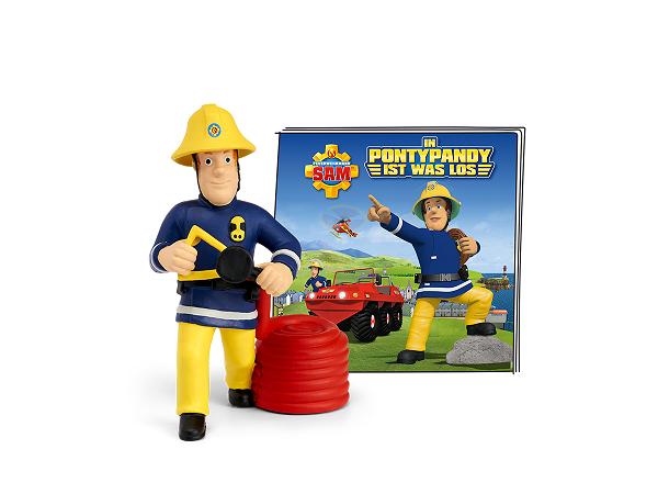 "Tonie ""Feuerwehrmann Sam - In Pontypandy ist was los"""