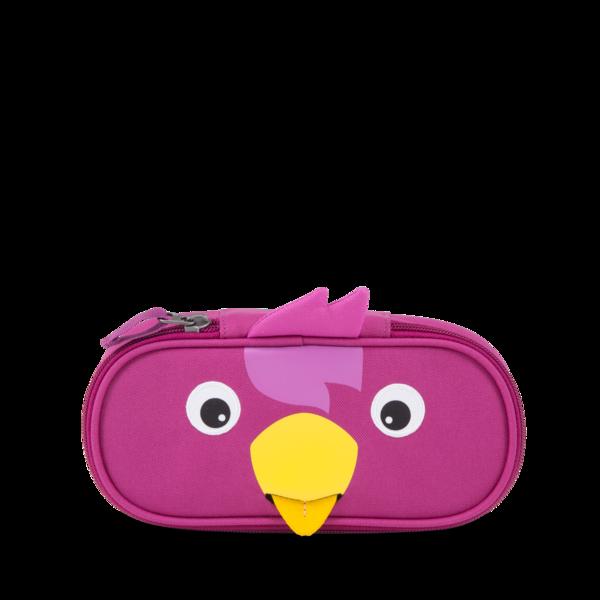 Stiftemäppchen / Federtasche Vogel