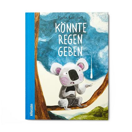 """Bilderbuch """"Könnte Regen geben"""""""