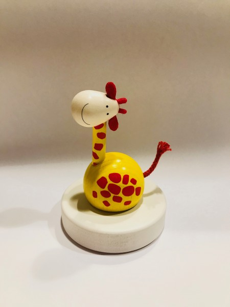 Geburtstagskranz Stecker Giraffe