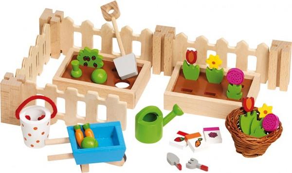 Puppenhauszubehör - Accessoires Mein kleiner Garten