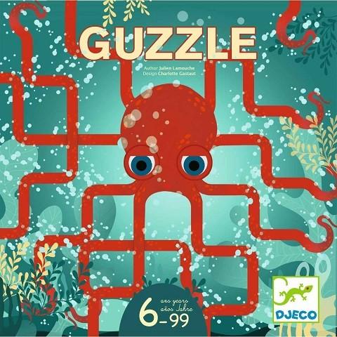 Knobelspiel Guzzle