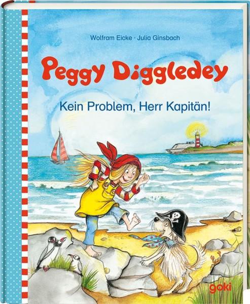 "Vorlesebuch Peggy Diggledey ""Kein Problem, Herr Kapitän!"""